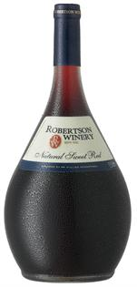 Robertson Winery Natural Sweet Red 750ml - Case of 12